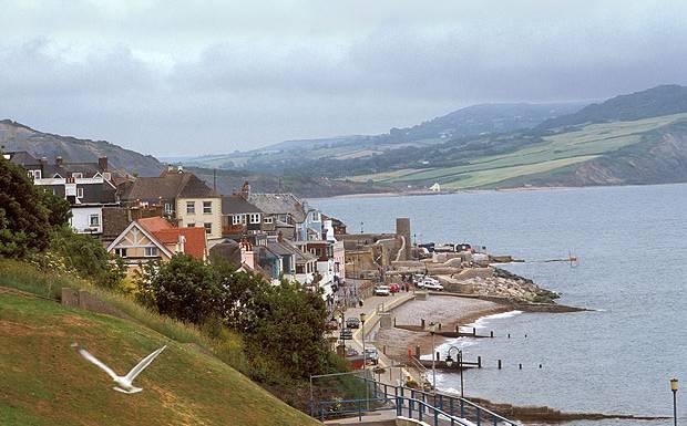 Devon-coast