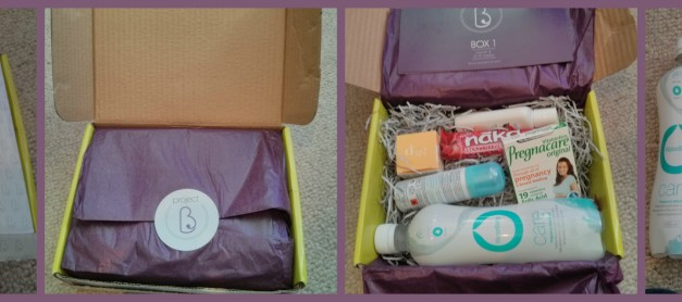 Project B – Pregnancy Wellbeing Boxes Review