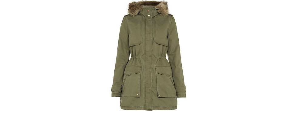 New Look Parka