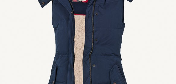 Fat Face Women's Gilet Review