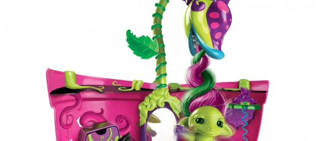 Zelfs Venus Flytrap Spin Salon Playset Review