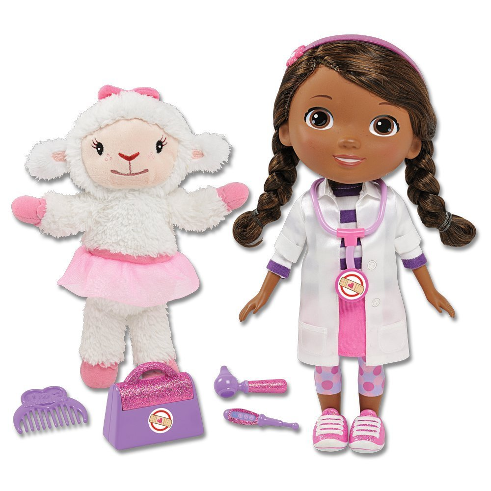 Doc McStuffins Interactive Talking Doll