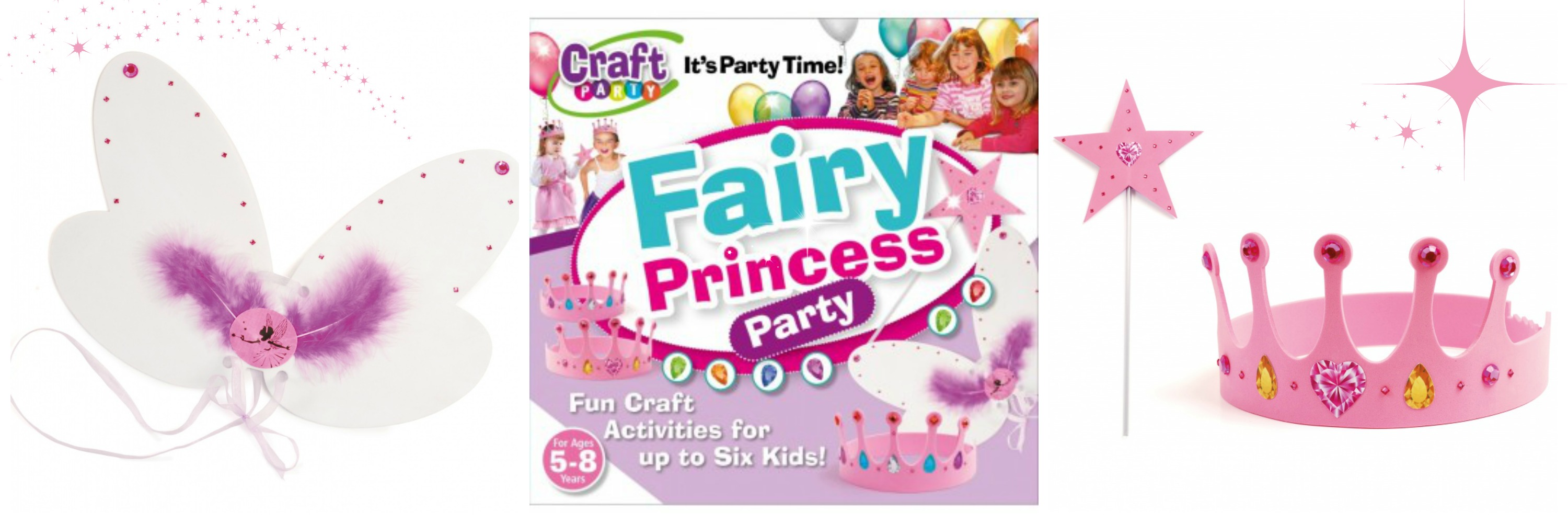 Fairy Princess Craft Party