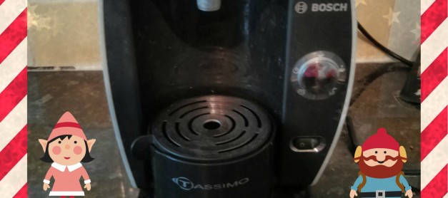 I Love My Tassimo! #loveyourappliance