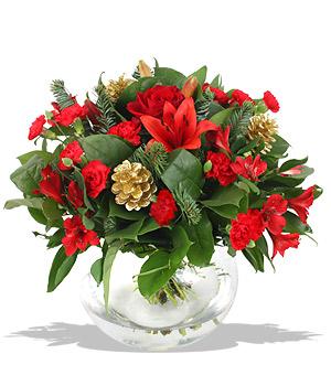 Christmas Celebration Bouquet