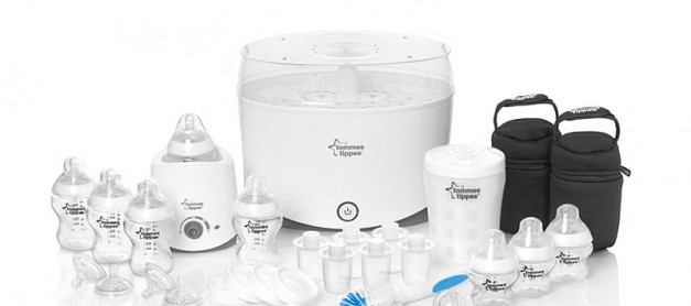 tommee tippee Closer to Nature Complete Starter Kit Review