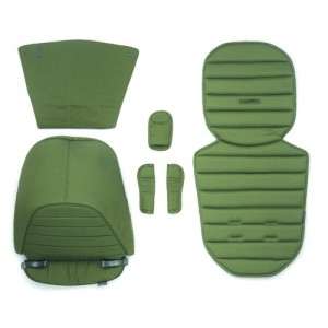 Britax Affinity Cactus Green colour pack