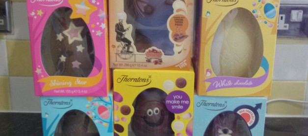 Easter at Thorntons