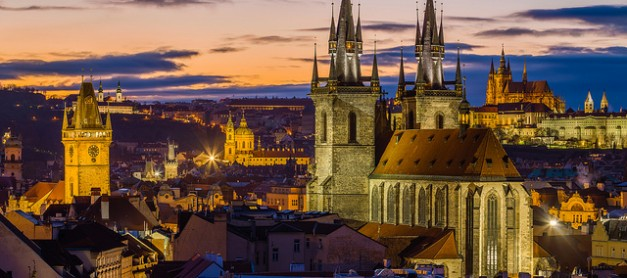 Prague, a beautiful place for a family vacation