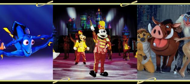 Disney on Ice – 100 Years of Magic