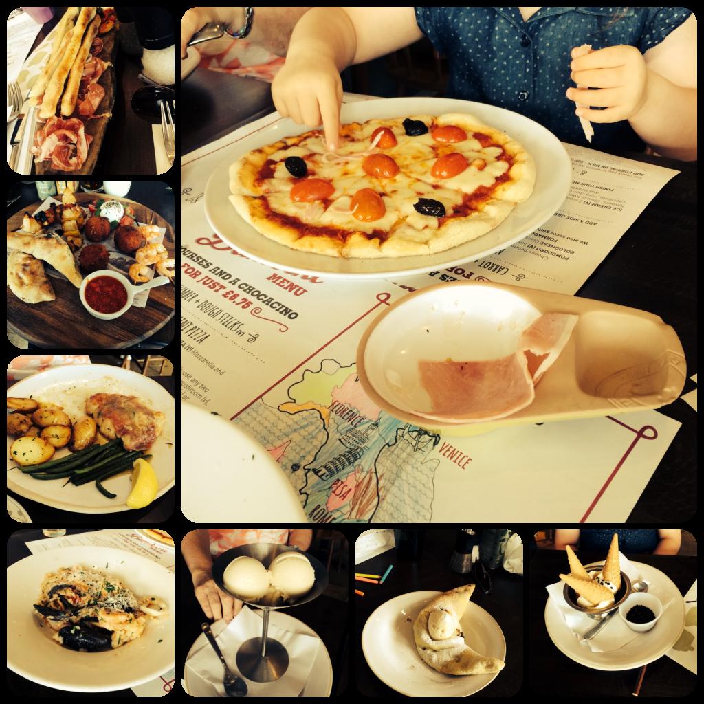 Zizzi Food