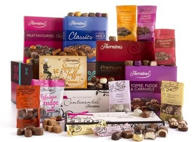 Thorntons Chocolate Hampers
