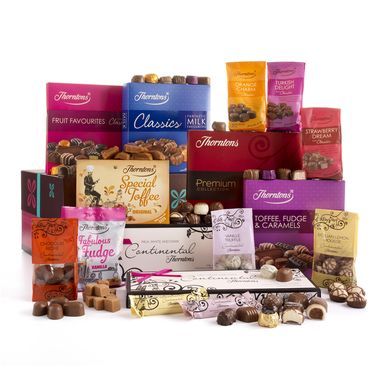 Thorntons Chocolate Hampers Mums The Word