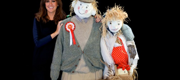 McCain Find the Perfect Scarecrow for Emmerdale!