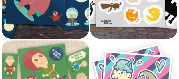 The Sticker Club – Review