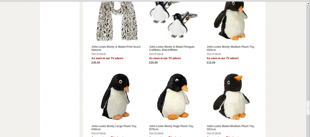 Well Played, John Lewis. Well Played…