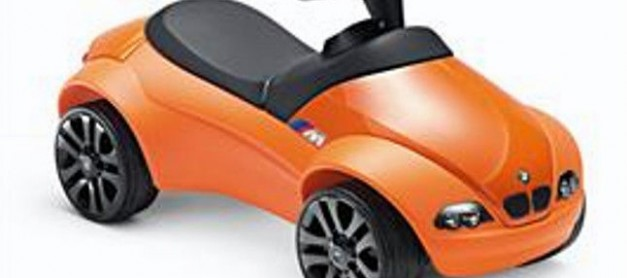 Win a BMW Ride-On/Push Toy Car in Time for Christmas!