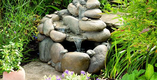 Solar Garden Water Features Uk