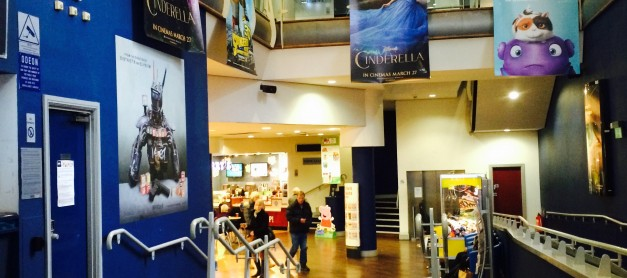 Going to the Cinema with a Baby – Odeon Newbies