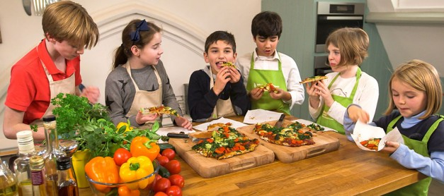 Healthy Cooking with Kids