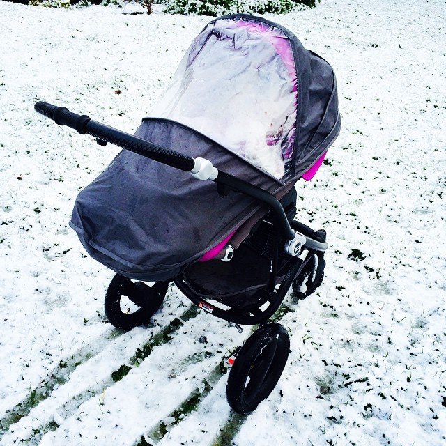 Super impressed with how the @BritaxUK Affinity coped in the snow on the school run - excellent grip and no slipping at all.