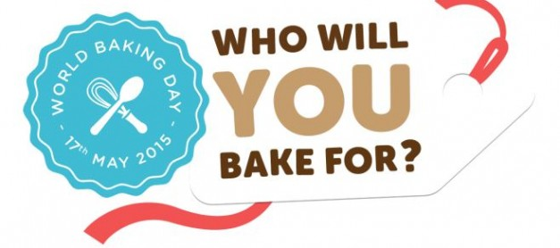 Sponsored: Bake the Worlds' Happiest Cake with Stork on World Baking Day