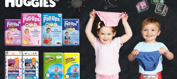 Huggies Pull-Ups Review