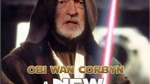 Jeremy Corbyn – A New Hope