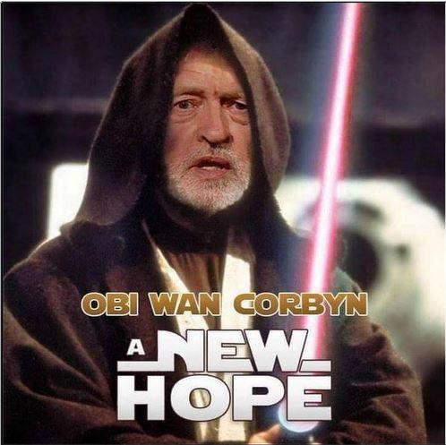 Obi Wan Corbyn