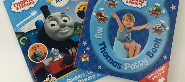 Potty Training with Thomas and Friends