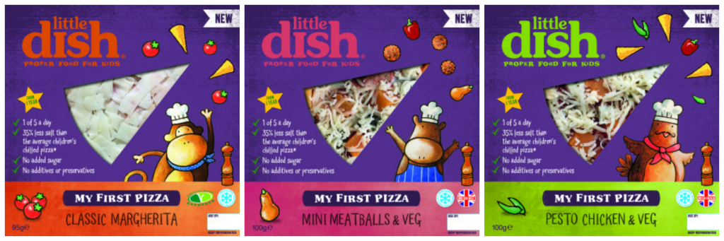 Little Dish My First Pizza