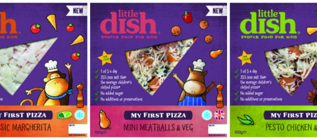 Review: Little Dish – My First Pizza