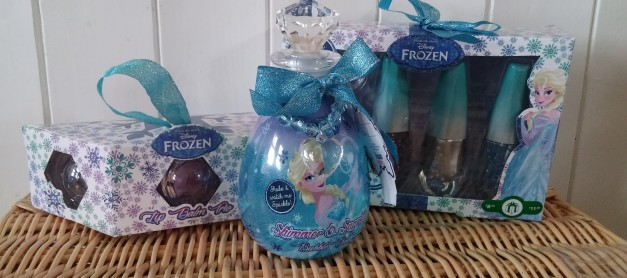 Ideas for Christmas – Frozen Gift Guide