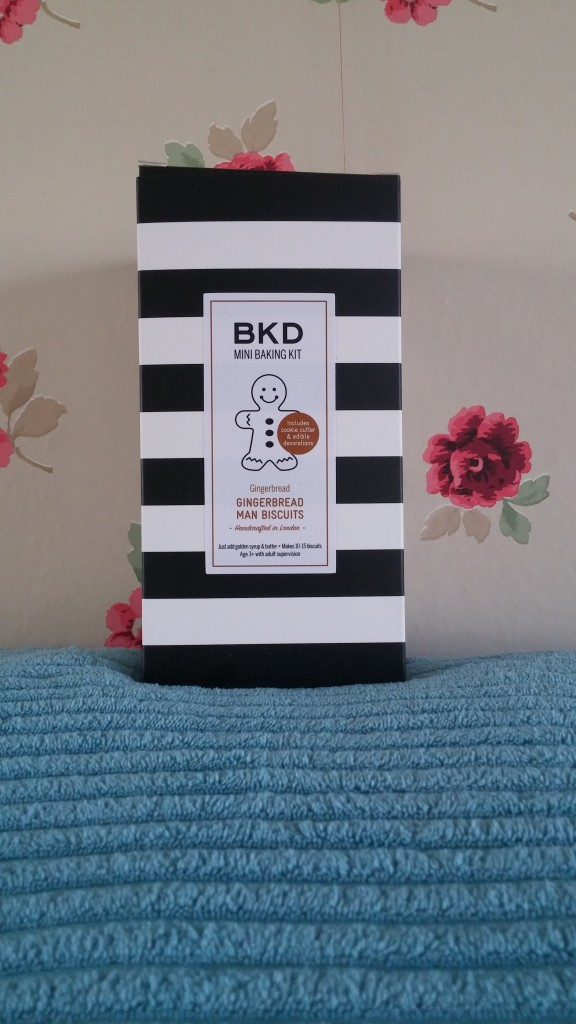 BKD London Gingerbread Kit