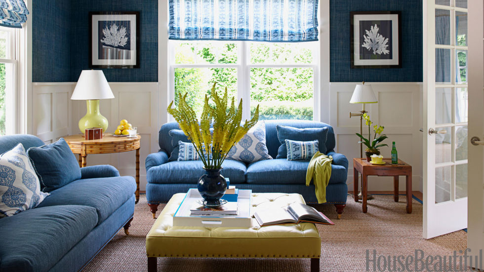 family decor by housebeautiful