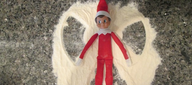 Our 5 Favourite Elf on the Shelf Ideas