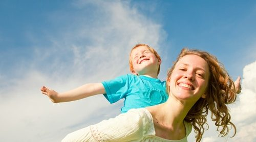 Tips to find joy in the motherhood
