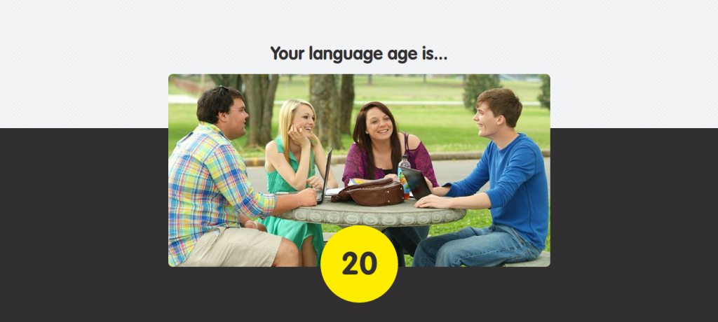 SunLife language age