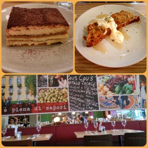 Strada - Dessert