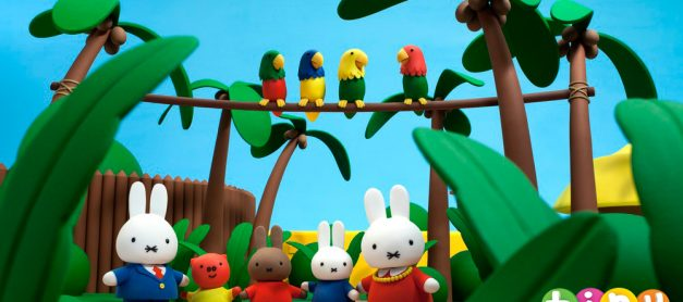 Win a Miffy bundle of toys to celebrate the UK Premiere of Miffy the Movie on Tiny Pop this Saturday #MiffyTheMovie