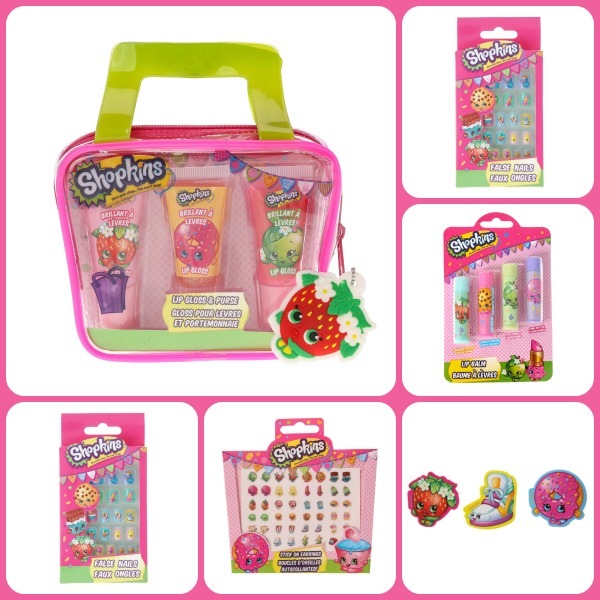Shopkins Beauty Treats