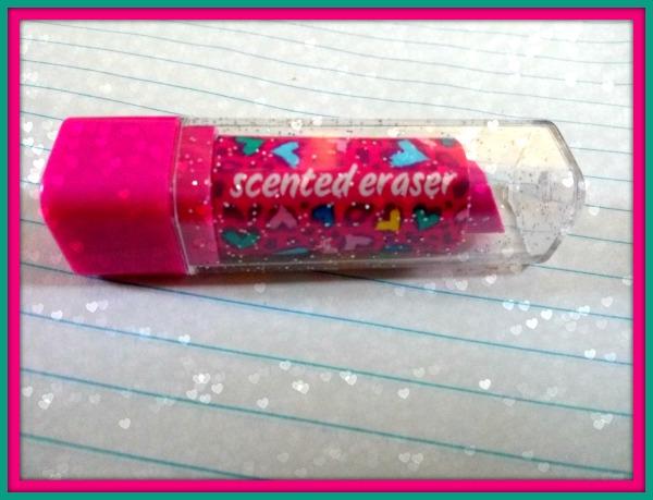 smiggle scented lipstick eraser