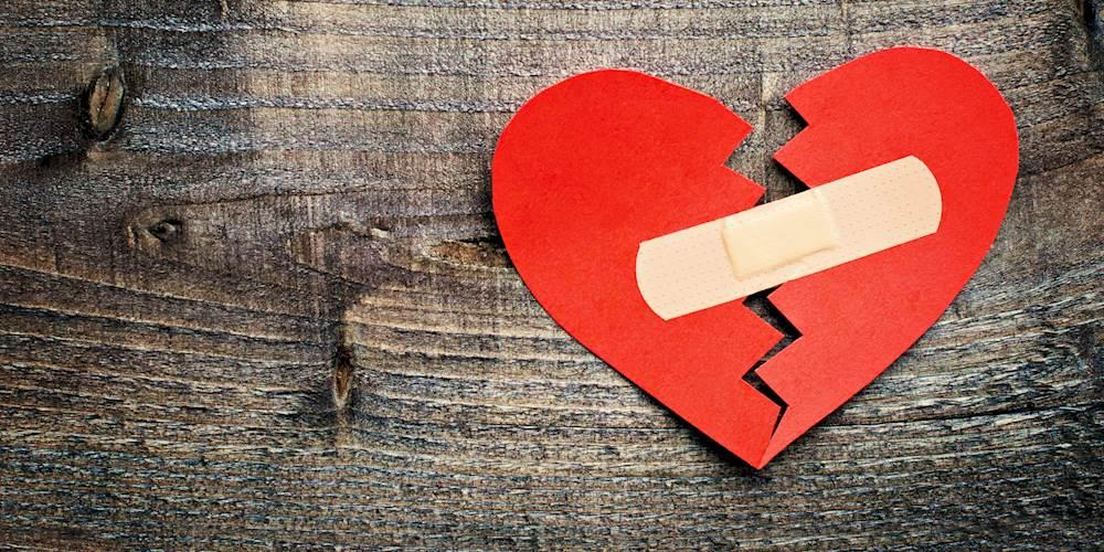 mummy broken heart