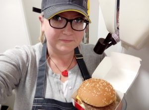 Me and my Big Mac!