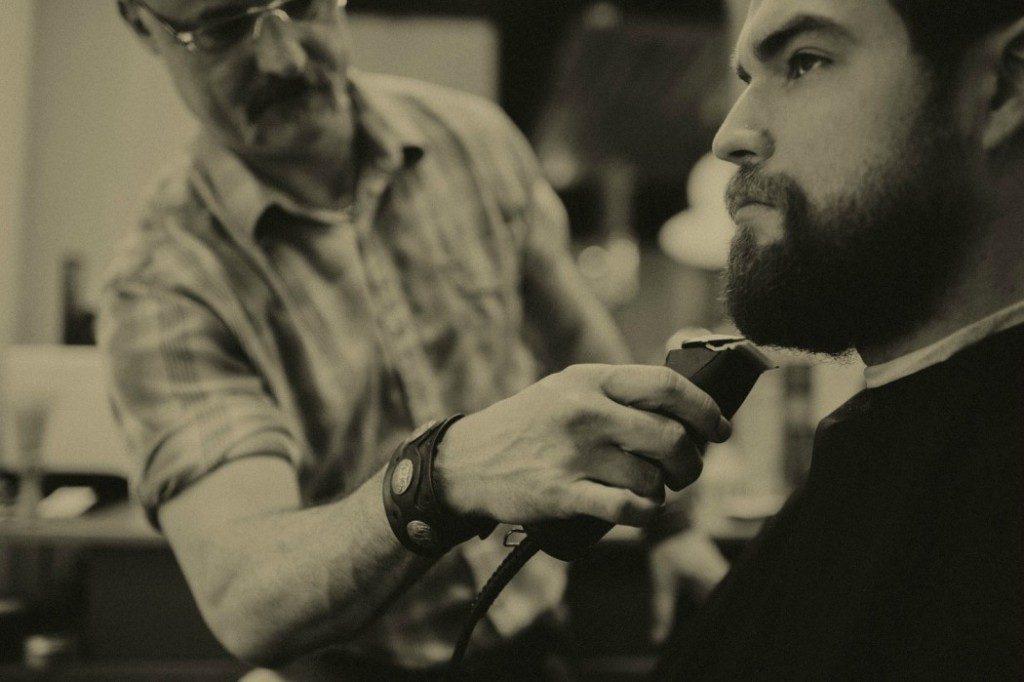 man-at-barber