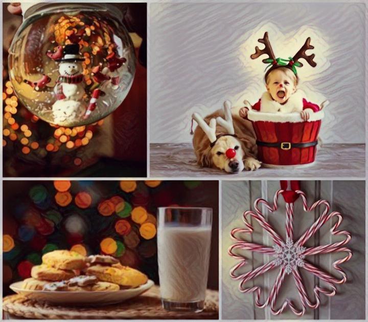 Fotor Christmas Card