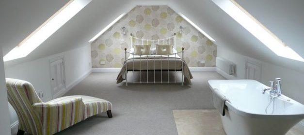How to Create an Elegant Loft Room