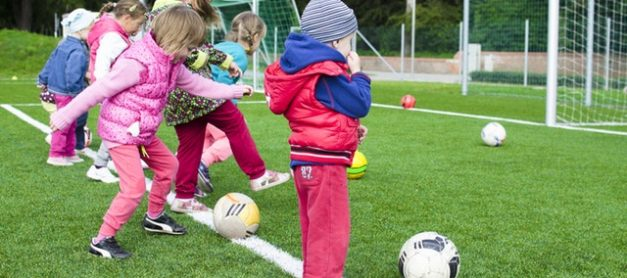 Soccer for Children:  A Guide to Getting Started at Different Ages