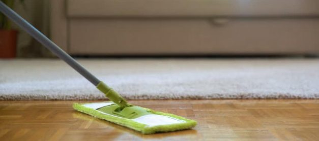 The Basics of Floor Mopping
