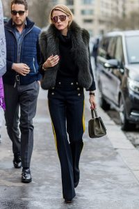 Olivia Palermo Looking Cosy